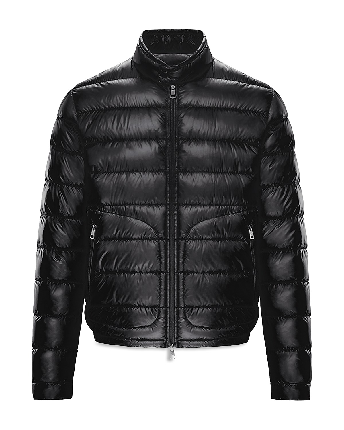 new product 56522 61998 Black moncler outlet in usa Acorus Puffer Jacket